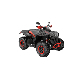 Quad Can-Am Renegade 650 DPS T FRONT
