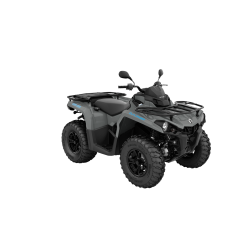 Quad Can-Am Outlander 450 DPS T FRONT